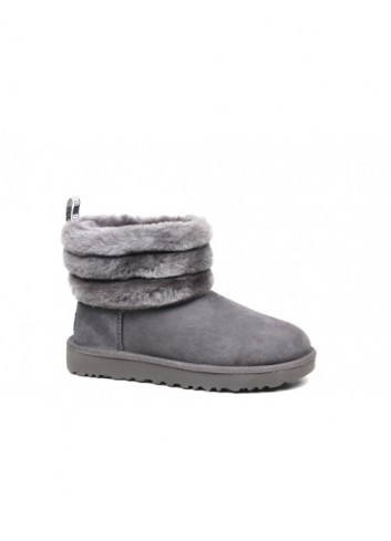 UGG CLASSIC FLUFF MINI QUILTED