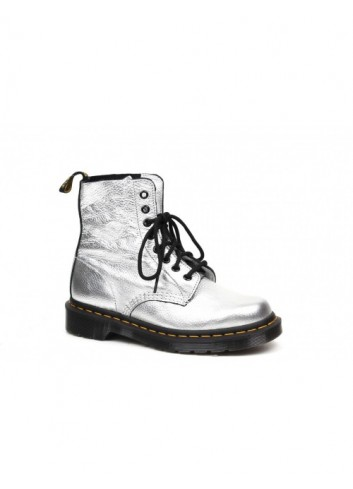 DR.MARTENS PASCAL SILVER MET