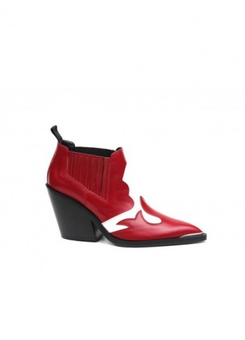 GIAMPAOLO VIOZZI ANKLE BOOT...